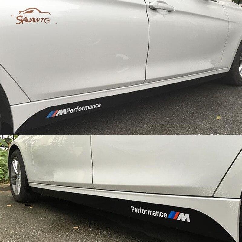 Side Car autocollant styling Pour BMW F10 5 Série M5 525i 520i 528i 535i 550i E60 E61 X5 F15 F85 f22 F23 F30 F32 F33 M Performance