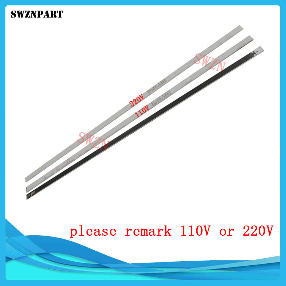 NEW Ceramic Fuser Heating Element cartridge heater for HP P1505 M1120 M1522 M1536 P1566 P1606 M201 M202 M225 M225 M125 M126 M127 mold heating element cartridge heater 10 2 wire 110v 400w 9 5mm x 100mm