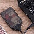 USB 2.0 a SATA fácil de conducir USB a SATA cable disco duro USB cable de la cubierta Externa de disco duro con los envases de cartón dropshipping