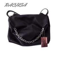 PU Leather Handbags Large Capacity Shopping Bag Crossbody Bags For Women High Quality Big Black Casual Tote Bag Soft Bolsas