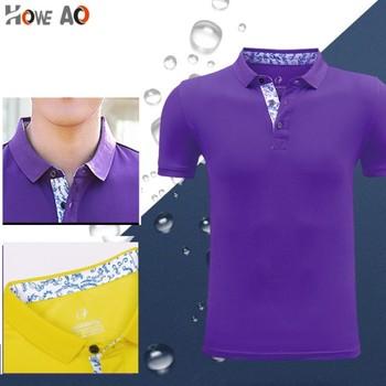 HOWE AO mężczyźni koszulka do gry w tenisa koszulka męska Badminton koszulki koszule odzież odzież sportowa na zewnątrz koszulka sportowa tanie i dobre opinie Włókno bambusowe Krótki QY 19A01 Pasuje prawda na wymiar weź swój normalny rozmiar
