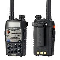 מכשיר הקשר dual band משודרג Baofeng UV-5RA מכשיר הקשר Dual Band 136-174 & 400-520MHz ארוך טווח Twao Way רדיו Waterproof רדיו CB Ham Portable (2)