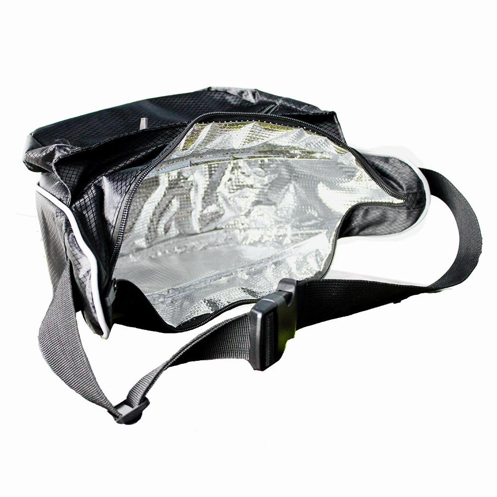 Image 4 - XCMAN Изолированная бутылка с ремнем для напитков XC с карманом для кипения жидкостей сверхмощный термо 1 литр-in Лыжные палки from Спорт и развлечения