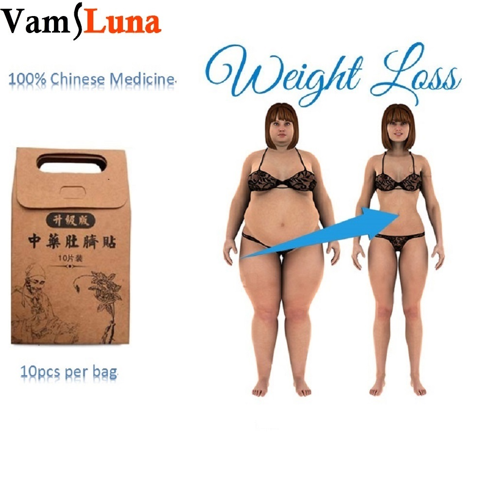 VamsLuna 40pcs Weight Loss Products & Slim Patch - Emagrecedor Patch For Slimming