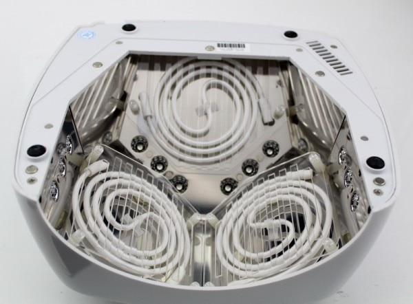 Бесплатная доставка 2 предмета H3 60 Вт CCFL LED УФ лампы для ногтей Сушилка для ногтей гель лак отверждения УФ лампа подходит для всех гель подход