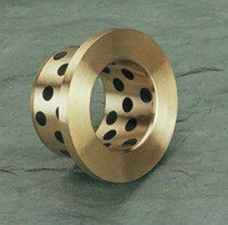 JFB6050 graphite self-lubricating oil-bearing / non-oil bushing / graphite copper sleeve 90 * 7.5 / 60 * 75 * 50 oil free bushings mpbz60 70 graphite copper sleeve solid inlay graphite self lubricating oil bearing