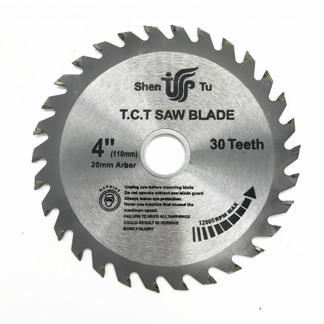 1pc 110mm 4 blades 30tooth blade for electric mini circular saw 1pc 110mm 4 blades 30tooth blade for electric mini circular saw accessories for multi function keyboard keysfo Gallery