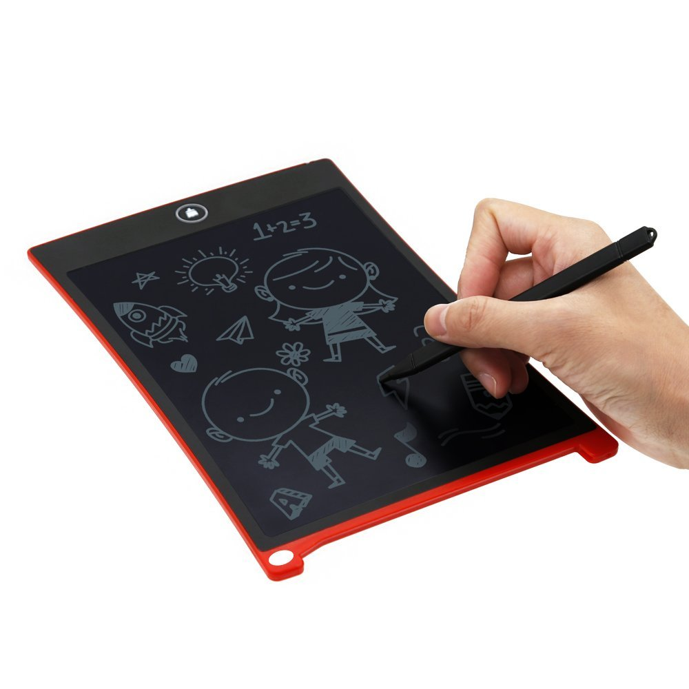 LCD Writing Tablet - Drawing board gifts for kids Small Blackboard board Paperless Office Writing drawing Board , 8.5-Inch
