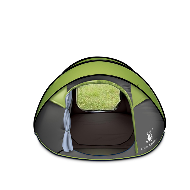 GAZELLE OUTDOORS throw tent outdoor automatic tents speed open throwing pop up waterproof c&ing tent large family tents  sc 1 st  gotravelsport.com & OUTDOORS throw tent outdoor automatic tents speed open throwing ...