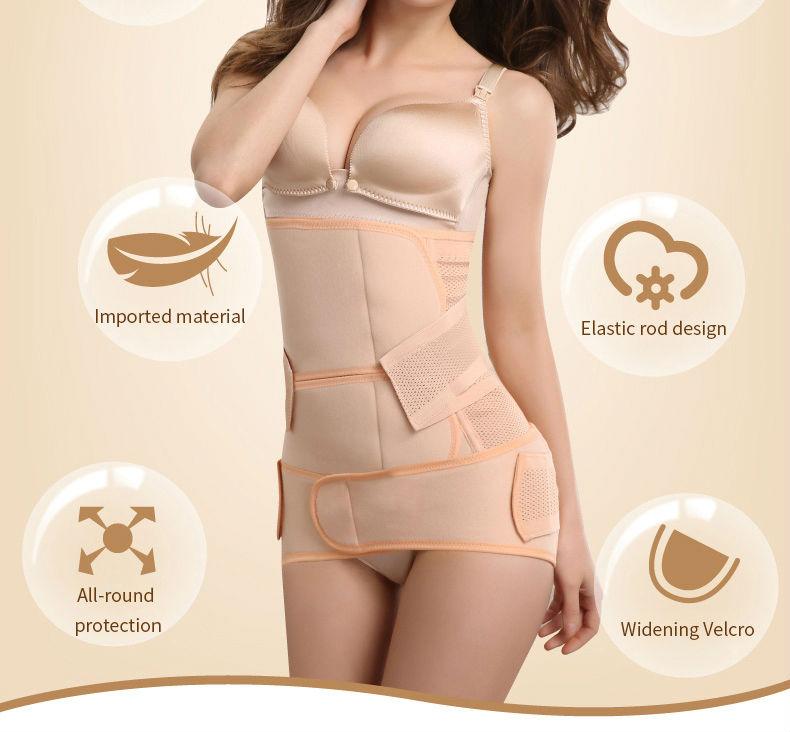 Postpartum Bandage Belly Band  1_04