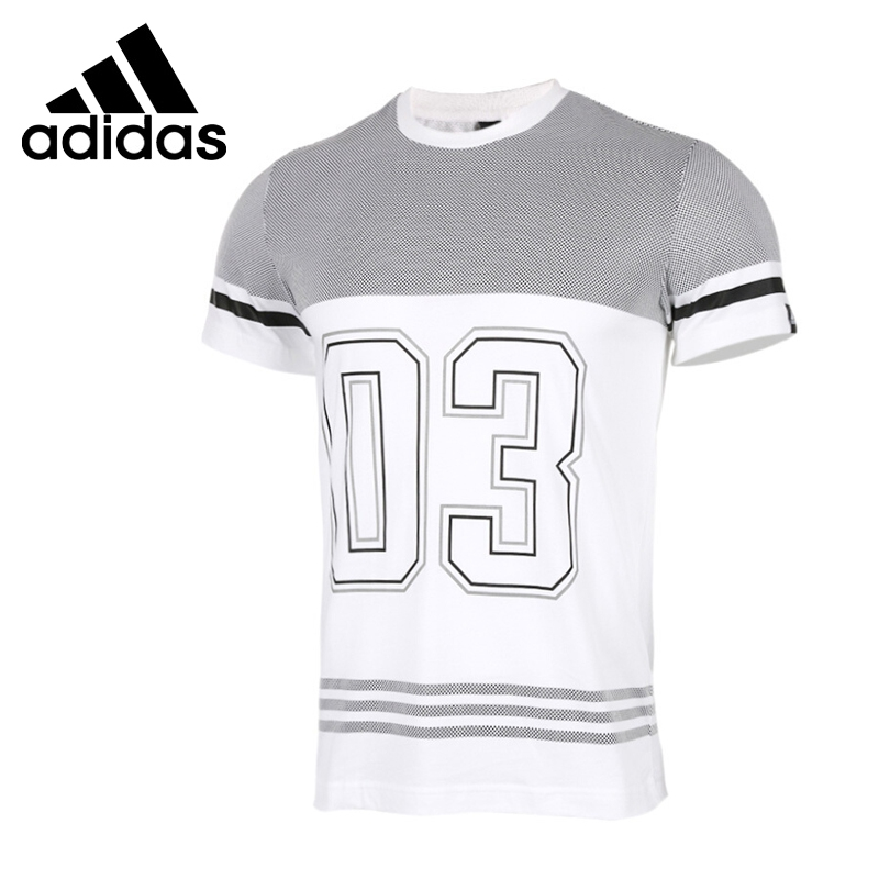 Original New Arrival 2017 Adidas GFX TEE 3S NO3 Men's T-shirts short sleeve Sportswear original new arrival 2017 adidas originals trefoil tee women s t shirts short sleeve sportswear