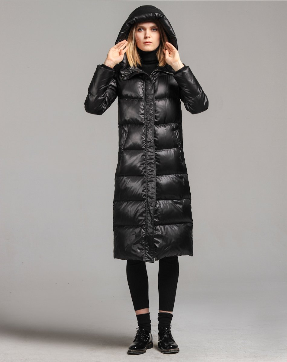 Free shipping 2012 NEW fashion brand woman down coat