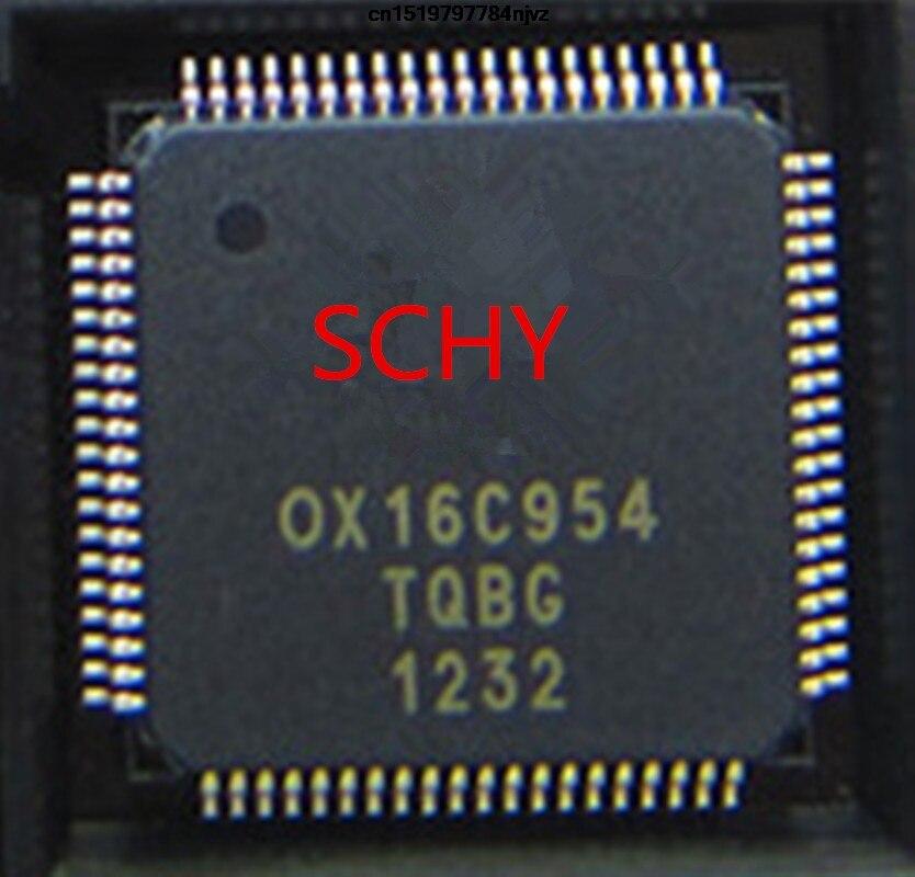 OX16C954-TQBG 1PCS QFP80 rtm870t 954