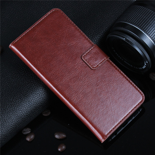 iPhone Grand Prime Coque Leather Flip Wallet Cover for iPhone
