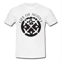 Жизнь агонии тяжелый металл Тип отрицательной Ugly малыш Джо футболка Размеры S M L XL 2XL футболки короткий рукав для отдыха модные летние