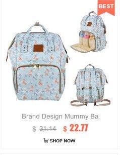 HTB1z8p.bEzrK1RjSspmq6AOdFXaV Drop Shipping Lequeen Nursing Care Baby Bag Stripe Diaper Bag Nappy Bag Organizer Waterproof Maternity Bag