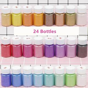 Felicoalice 24pcs Coloring Clay Slime Supplies Decoration