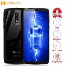 Blackview P10000 Pro смартфон 5,99 «incell FHD MTK6763 Octe Core 11000 мАч 4 Гб 64 16MP двойной камеры Android 7,1 г мобильный телефон