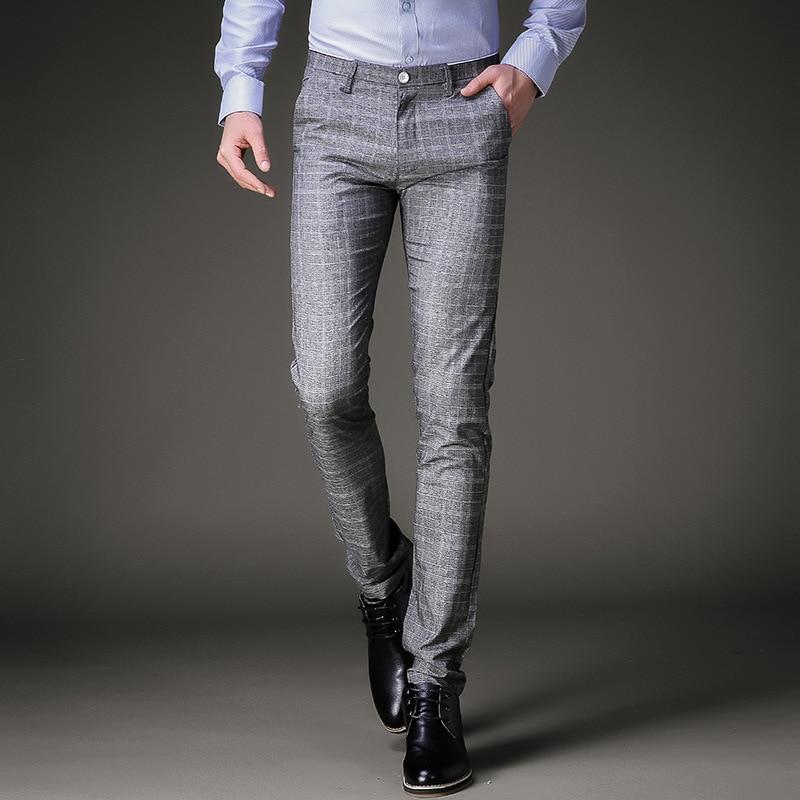 Pantalones De Vestir Para Hombre Pantalones De Traje Para Hombre Pantalones De Negocios Clasicos A Medida Medida Clasico Vestido Pantalon Traje Homme Twy Store