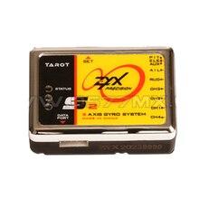 Tarot ZYX S2 Flybarless 3 Axis Gyro System ZYX S V2 ZYX23 For Trex 450 500