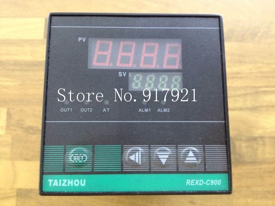 [ZOB] TAIZHOU REXD-C9131*AN temperature control meter relay output 0-400K universal input 96X96  --5pcs/lot