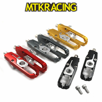 MTKRACING For Honda x adv 750 xadv x adv 2017 2019 Chain Adjusters Tensioners CNC Aluminum For honda motorcycle chain adjuster