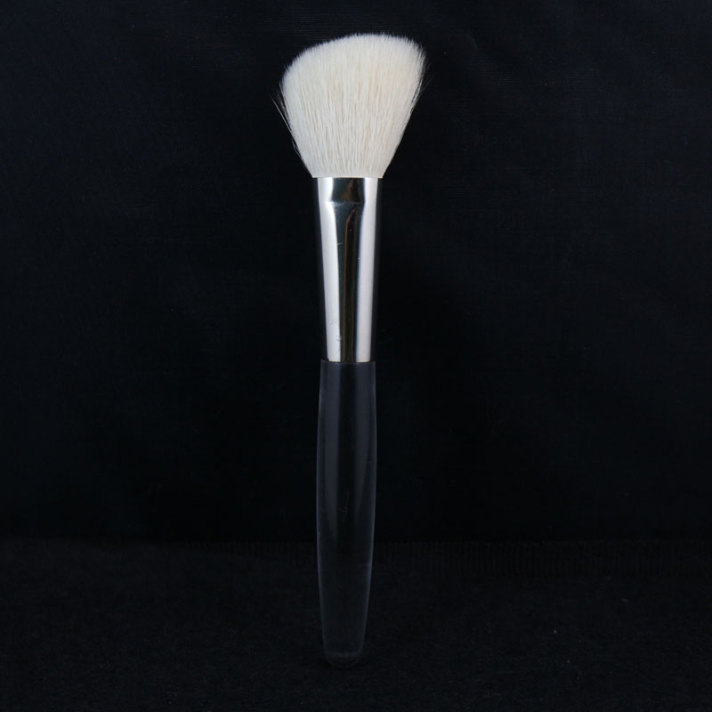 Top Quality Nature Goat Hair Makeup Brush Face Blush Brush Angled Contour Brush top quality foundation brush angled makeup brush