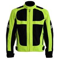 Pro Biker Green Motorcycle Jackets For Women And Men Motorcycle Clothing Motor Autorcycle Jackets Have Gear