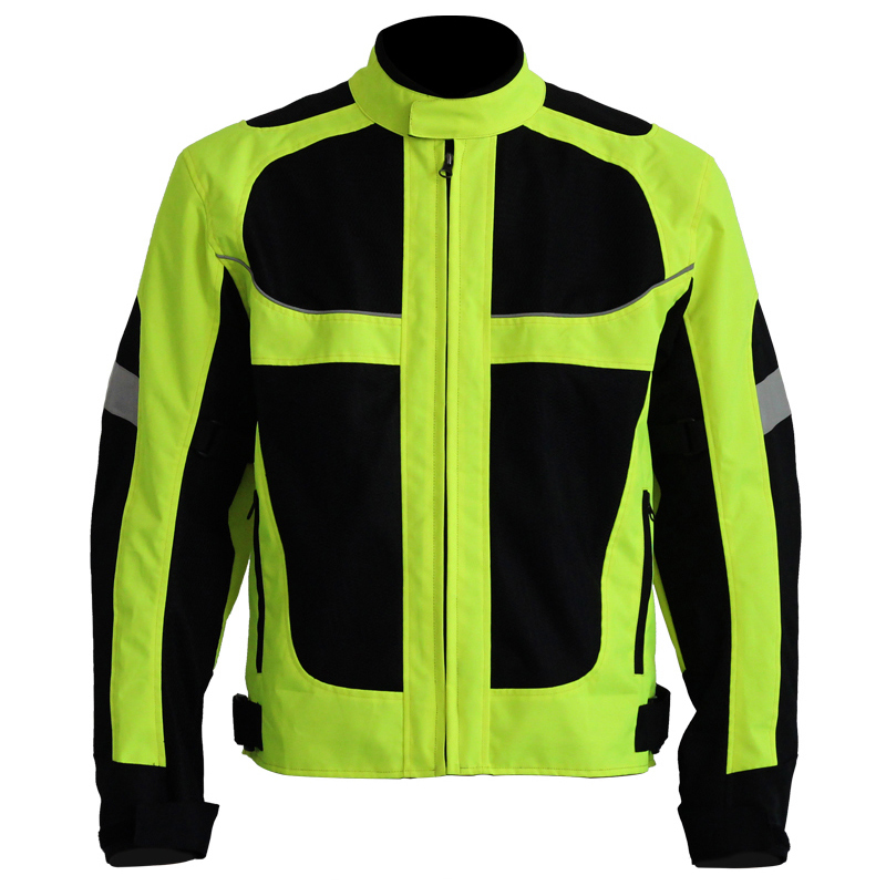 Pro-biker vert moto vestes pour femmes et hommes moto vêtements moteur autorcycle vestes ont veste de vitesse