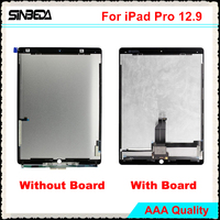 Sinbeda For iPad Pro 12.9 inch LCD Display Touch Screen Digitizer Assembly Replacement For iPad Pro 12.9 A1652 A1584 With Board