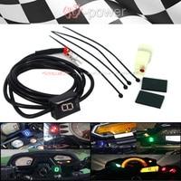 For Honda CB600F Hornet 2007 13 CBF600 2008 12 CBF 600 CB 600F Motorcycle 1 6 Level Ecu Plug Mount Speed Gear Display Indicator