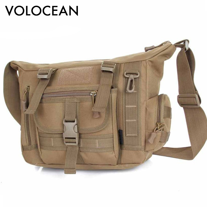 477875ea14 HOT SALE Fashion Men Messenger Bags Oxford Men s Shoulder Bag Casual  Military 8 Style Man Bag-in Crossbody Bags from Luggage   Bags on  Aliexpress.com ...