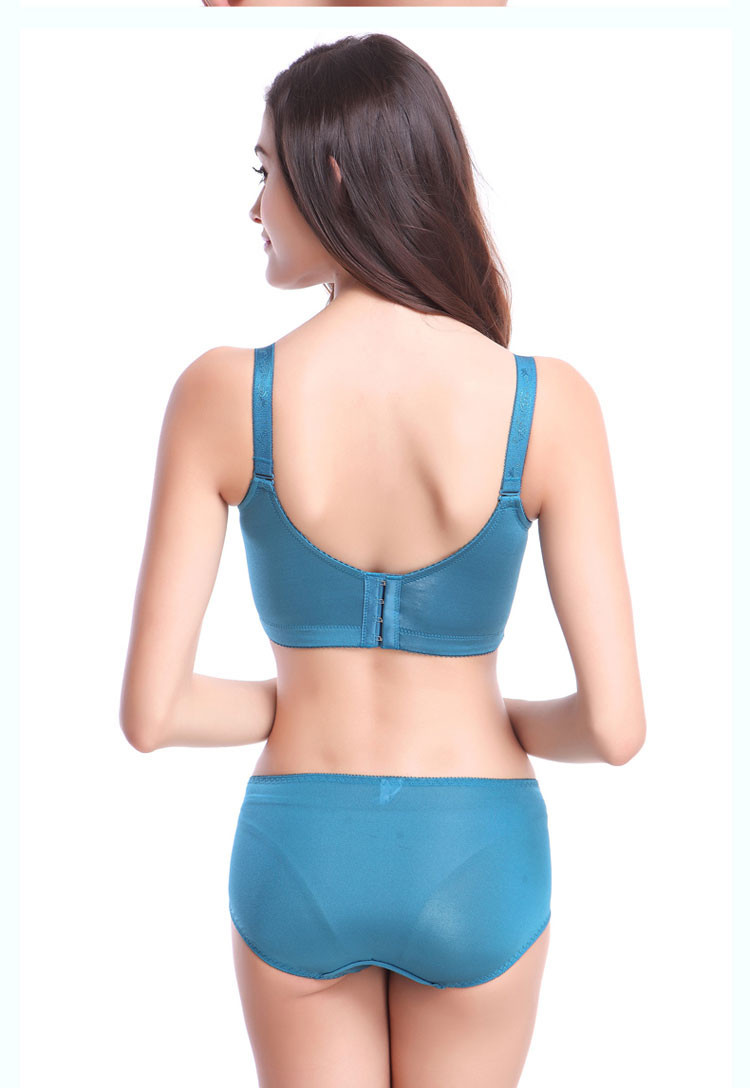 e7f592dba4 Hot Sales Tyrant Gold High end Embroidery Bra 32A to 38C Blue Color ...