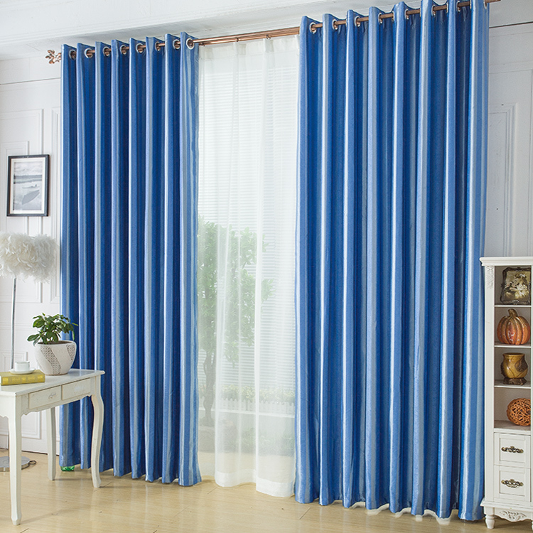 Aliexpress Com Buy New Design Curtains Striped Hotel Curtains
