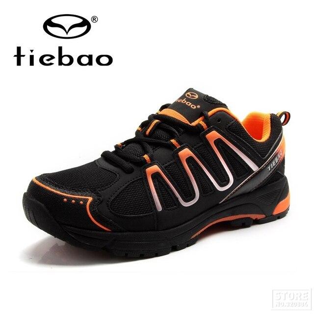 Tiebao Winter Fietsen Apparatuur Hoge Hulp Road Racing MTB PVC Zolen Mountainbike Schoenen TB22 B1285 Triatlon Zapatillas Ciclismo