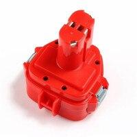 High quality For Makita 3000mAh 12V  3.0Ah Drill PA12 1050 1220 1222 1234 4000 5000 6200 6300 Series NI-MH hot sell