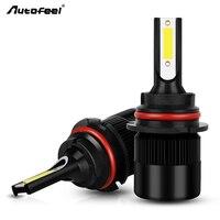 Autofeel H7 Car LED Headlight 72W 8000LM 2 Bulbs Set Guaranteed Driving Passing Beam Fog Light