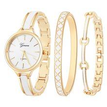 Новые модные стразы часы для женщин роскошный браслет из нержавеющей