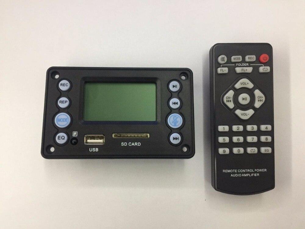 /108/MHz MP3/Recorder Radio DIY DSP /& PLL Microphone sans fil num/érique st/ér/éo FM Transmitter Module 87/