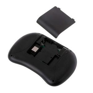 Image 5 - Mini i8 Drahtlose Tastatur 2,4 GHz Englisch Buchstaben Multi Medien Luft Maus Fernbedienung Touchpad Für Android TV Box