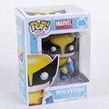 Funko pop maravilha logan #05 bobble-cabeça de vinil figura coleção toy boneca 9.5 cm