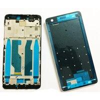 Neue Original Mittleren Rahmen Lünette Platte LCD Fall Für Xiaomi Redmi Hinweis 4X Front Gehäuse Frontplatte Ersatz Teile
