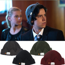 Free Ship!Riverdale Jughead Jones Winter Warm Hat Exclusive Theme Five Colors Crown Cap Fans Lovely Gift Halloween Cosplay Pros(China)
