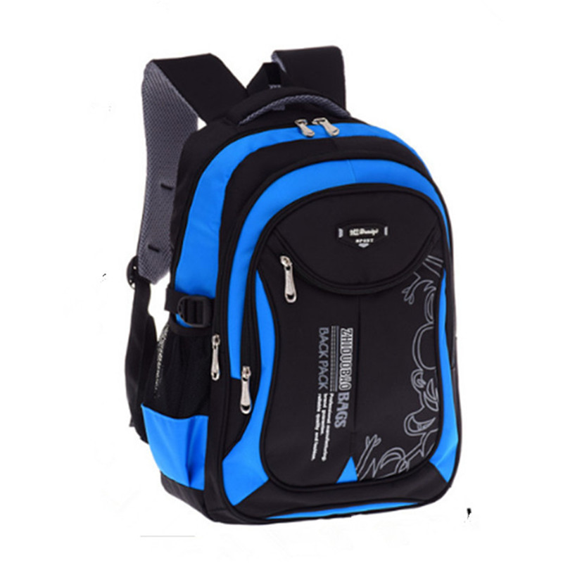 цена на 2018 Waterproof children school bags For Boys&Girls kids backpacks Children Schoolbags primary School Backpacks Mochila Infantil
