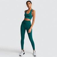 Green Yoga Sets