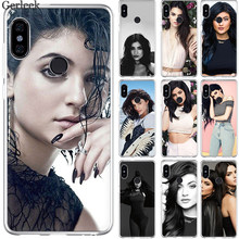 Phone Cover Case Shell Kylie Jenner For Redmi Note 3 4 4X 5 5A 6 Pro Prime Protect(China)