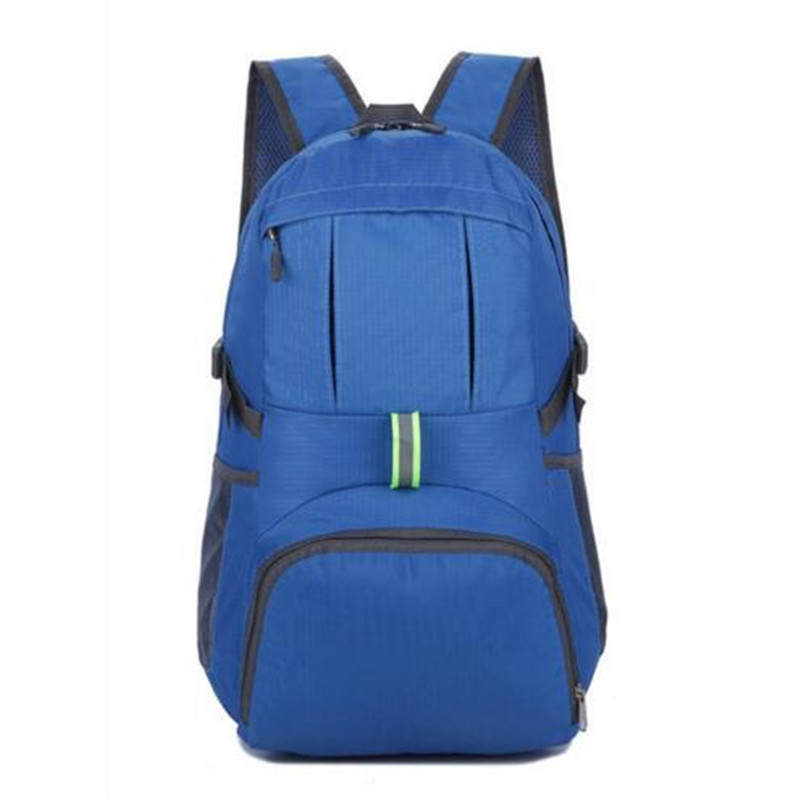 Youth Industry Trade Limited Fashion Brand Men Women Lightweight Folding Backpack Waterproof Large Capacity Nylon Travel Bag Portable Sack Machila XA294L