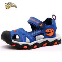 Dinoskulls Boy Dinosaur Summer Sandals Children's Teenage Sandals Kids Summer Shoes Sandalen Kinder Sandales Garcon 31 36