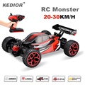 High Quality RC Car 2.4G 1/18 Scale Remote Control Off-road Racing Car High Speed rc electric car Toy Gift For Boy