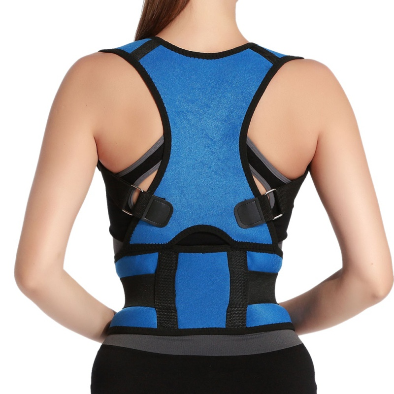 Shoulder Back Support Belt Therapy Posture Corrector Brace for Men Women Braces & Supports Belt Shoulder Posture Corrector New